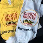 Magliette Civicamente